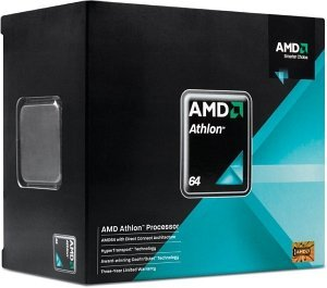 AMD Athlon 64 LE-1640, 2.60GHz, boxed (ADH1640DPBOX)