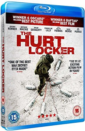 The Hurt Locker (Blu-ray) (UK) -- via Amazon Partnerprogramm