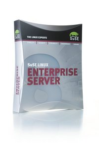 SuSE: Linux Enterprise Server 8.0 für AMD64 (PC) (2119-3INT-1)