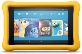 Amazon Fire HD 8 KFKAWI 2018, without Advertising, 32GB, yellow, Kids Edition (53-007599)