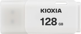 KIOXIA TransMemory U202 weiß 128GB, USB-A 2.0 (LU202W128GG4)