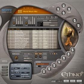 MOTU Ethno Instrument (englisch) (PC/MAC)