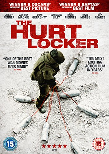 The Hurt Locker (UK) -- via Amazon Partnerprogramm