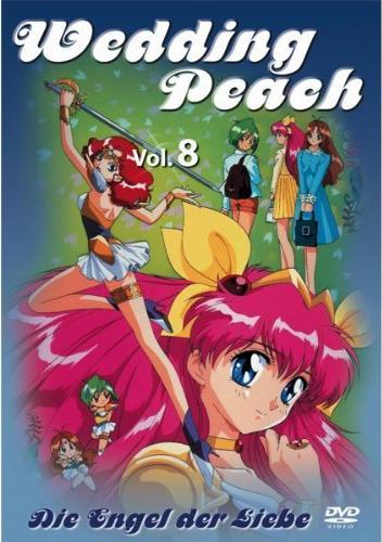 Wedding Peach Vol. 8 -- via Amazon Partnerprogramm