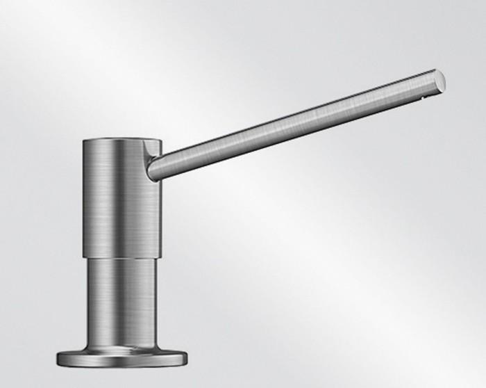 Blanco Torre detergent dispenser brushed stainless steel (521541)