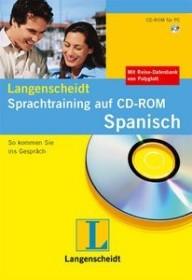Langenscheidt Sprachtraining auf CD-ROM - Spanisch (PC)