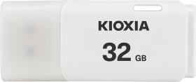 KIOXIA TransMemory U202 weiß 32GB, USB-A 2.0 (LU202W032GG4)