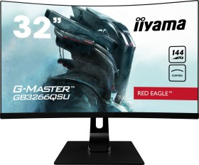 "iiyama G-Master GB3266QSU-B1 Red Eagle, 31.5"""