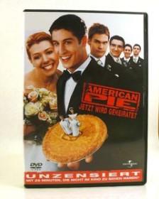 American Pie 3 - Jetzt wird geheiratet (DVD)