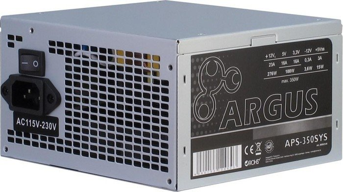 Inter-Tech Argus APS-350W SYS 350W ATX 2.3 (88882148)