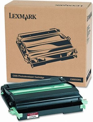 Lexmark C500X26G Trommel -- via Amazon Partnerprogramm