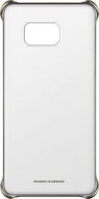 Samsung Clear Cover für Galaxy S6 Edge+ gold (EF-QG928CFEGWW)