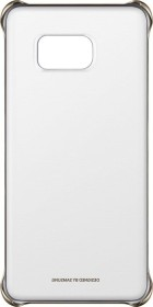 Samsung clear Cover for Galaxy S6 Edge+ gold (EF-QG928CFEGWW)