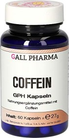 Coffein GPH Kapseln, 60 Stück