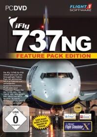 Flight Simulator X - iFly 737 NG (Add-on) (PC)