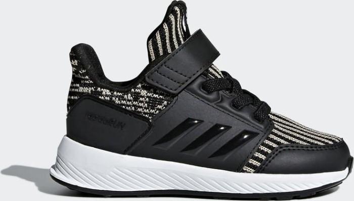 adidas Rapidarun Knit core blackftwr white (Junior) (DB0221)