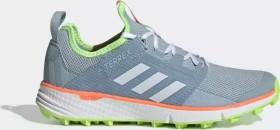 adidas Terrex Speed LD ash grey/cloud white/signal green (Damen) (EF2175)