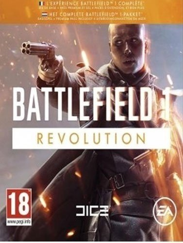 Battlefield 1 - Revolution Edition (Download) (PC)