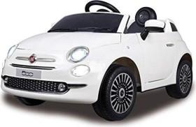 Jamara Ride-on Fiat 500 white (460445)