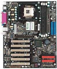 EPoX EP-4G4A+, i845G (DDR)