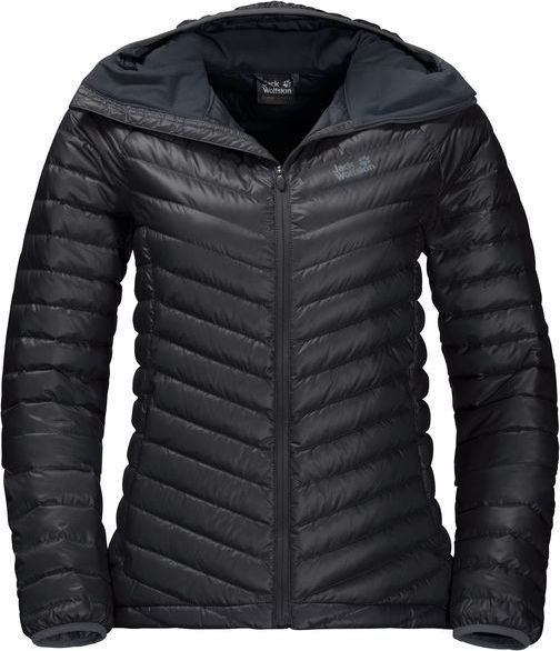 more photos f13a9 a9350 Jack Wolfskin Atmosphere Jacke schwarz (Damen) (1204431-6000) ab € 112,70
