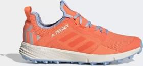 adidas Terrex Speed LD hi-res coral/glow blue (Damen) (G26441)