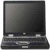 HP nx5000, Pentium-M 1.40GHz, 256MB RAM, 30GB HDD (DU302A/DU303A)