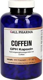 Coffein GPH Kapseln, 360 Stück