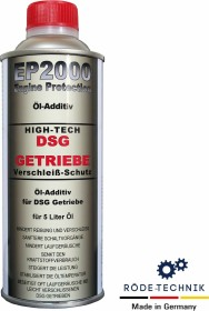 Röde-Technik EP2000 DSG Getriebe-Additiv (Öl-Zusatz Verschleißschutz) 500ml (04-02)