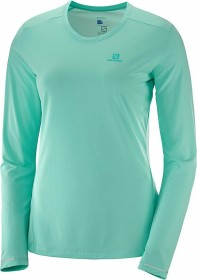 Salomon Agile LS Tea Solid shirt long-sleeve yucca (ladies) (403908)