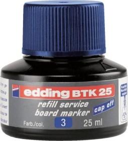 edding BTK25 whiteboard marker refill ink blue (BKT25-003)