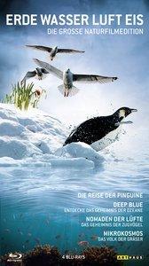 Erde, Wasser, Luft, Eis - Die grosse Naturfilmedition (Blu-ray)
