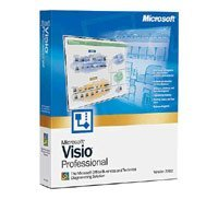 Microsoft: Visio 2003 Professional Update (German) (PC) (D87-01702)