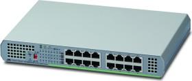 Allied Telesis CentreCOM GS910 desktop Gigabit switch, 16x RJ-45 (AT-GS910/16 / 990-004859)