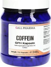 Coffein GPH Kapseln, 750 Stück