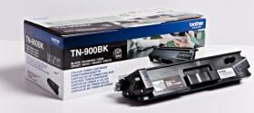 Brother Toner TN-900BKTWIN schwarz, 2er-Pack (TN900BKTWIN)