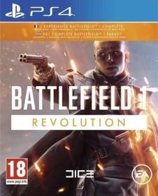 Battlefield 1 - revolution Edition (PS4)