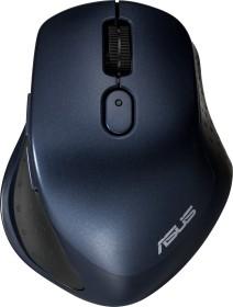 ASUS MW203 Multi-Device wireless Silent Mouse, blue, USB/Bluetooth (90XB06C0-BMU010)