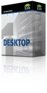 SuSE: Linux desktop Installations kit (English) (PC) (2121-1INT-IK)