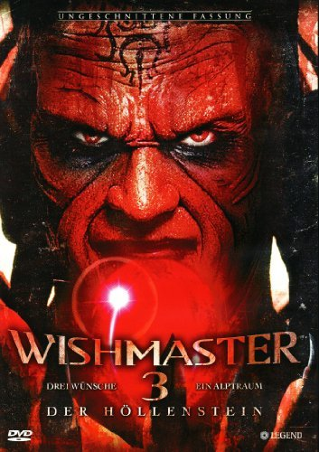 Wishmaster 3 - Der Höllenstein -- via Amazon Partnerprogramm