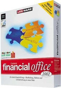 Lexware Financial Office Plus 2003 7.1 aktualizacja (PC) (08858-5002)