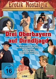 Drei Oberbayern auf Dirndljagd (DVD)