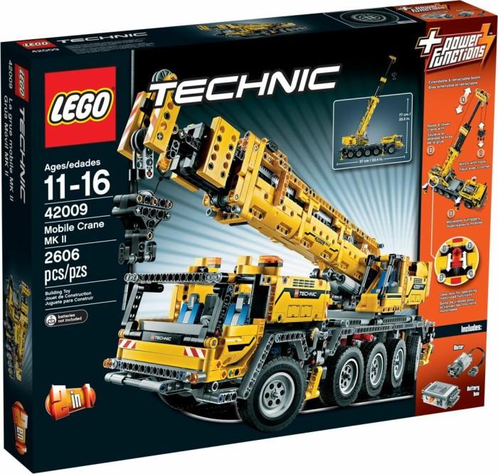 LEGO Technic Construction - Mobile Crane MK II (42009) from £ 407 50