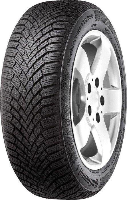 Continental WinterContact TS 860 205/55 R16 91H FR