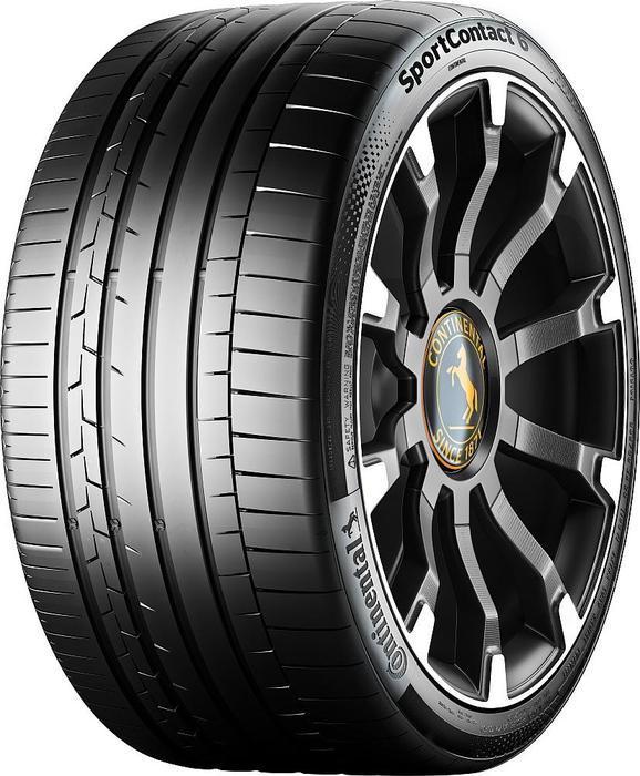 Continental SportContact 6 265/45 R20 108Y XL FR MO1