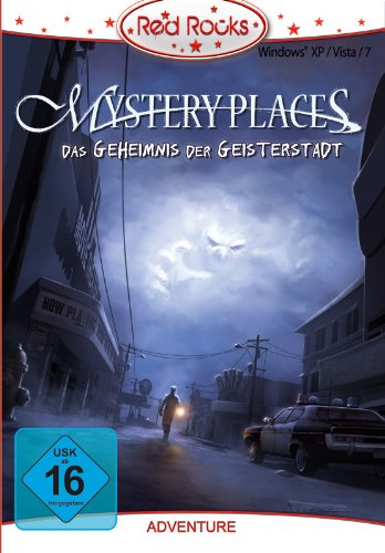 Red Rocks - Mystery Places: Geheimnis der Geisterstadt (deutsch) (PC) -- via Amazon Partnerprogramm