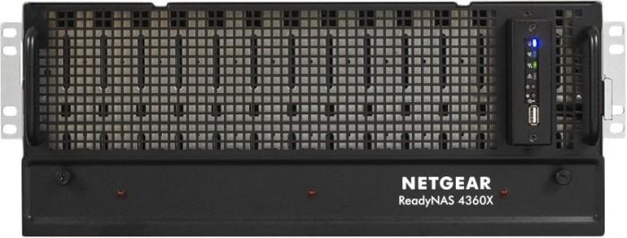 Netgear ReadyNAS 4360S, 4x Gb LAN, 2x 10Gb SFP+, 2HE (RR4360S0-10000S)