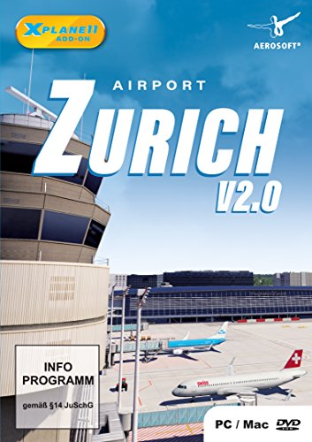 X-Plane 11 - Airport Zürich V2 0 (Add-on) (PC) from £ 22 73