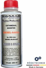 Röde-Technik EP2000 Diesel-Additiv (Kraftstoff-Zusatz Cetanzahlerhöhung) 250ml (05-01)