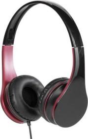 Vivanco Mooove On Ear Headphones rot (25170)